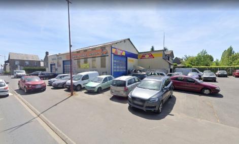 Garage GROSSE Condé-en-Normandie
