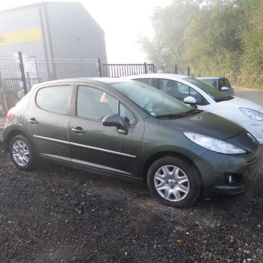 A vendre Peugeot 207 Boite automatique